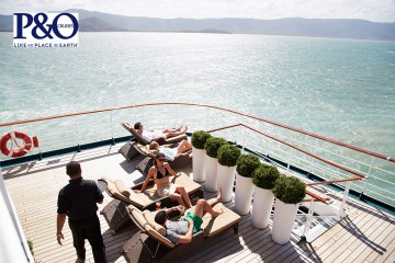 P&O 11 Nights Pacific Explorer Cruise with flights departing Melbourne – W532