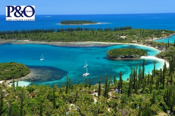 P&O 11 Nights Pacific Explorer Cruise with flights departing Perth – W532