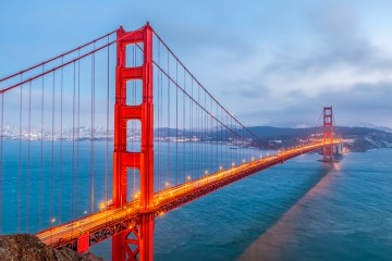 Forever West – Los Angeles to San Francisco 11 Day Tour