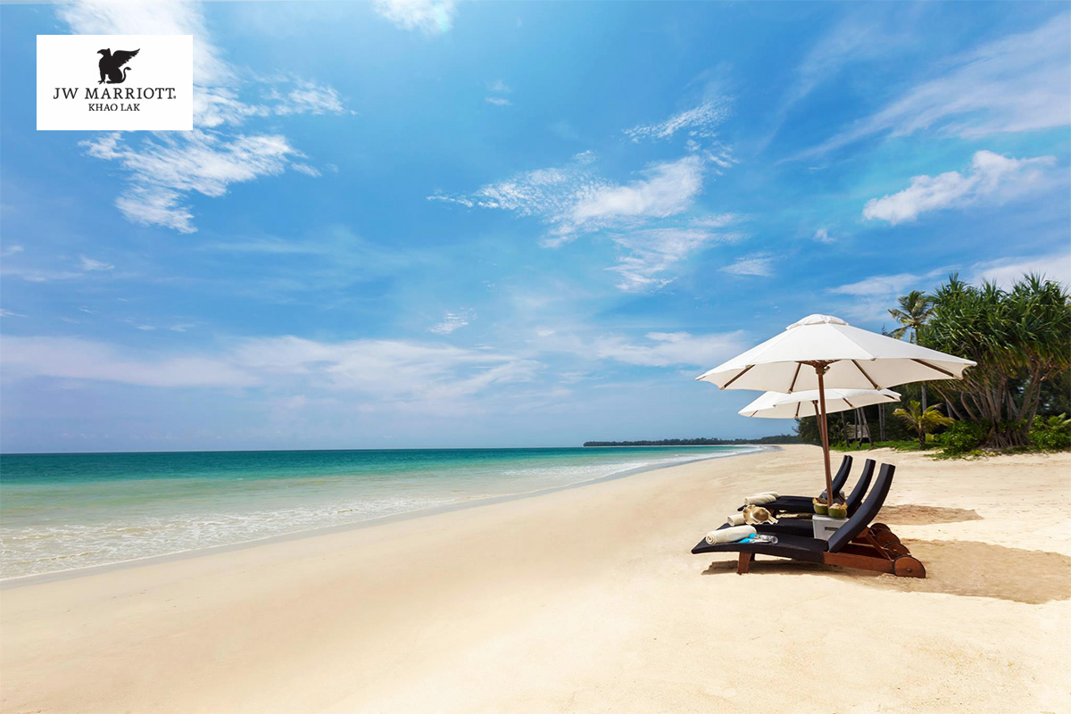 7 Night stay at the JW Marriott Khao Lak with flights – Air Asia Sale