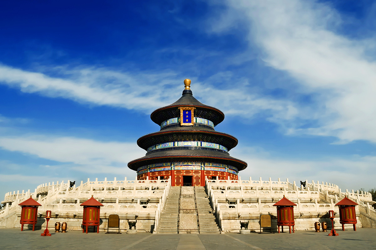 China Golden Triangle Tour with flights