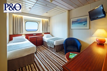 P&O 9 Night Retreat to Isle of Pines Cruise – P525