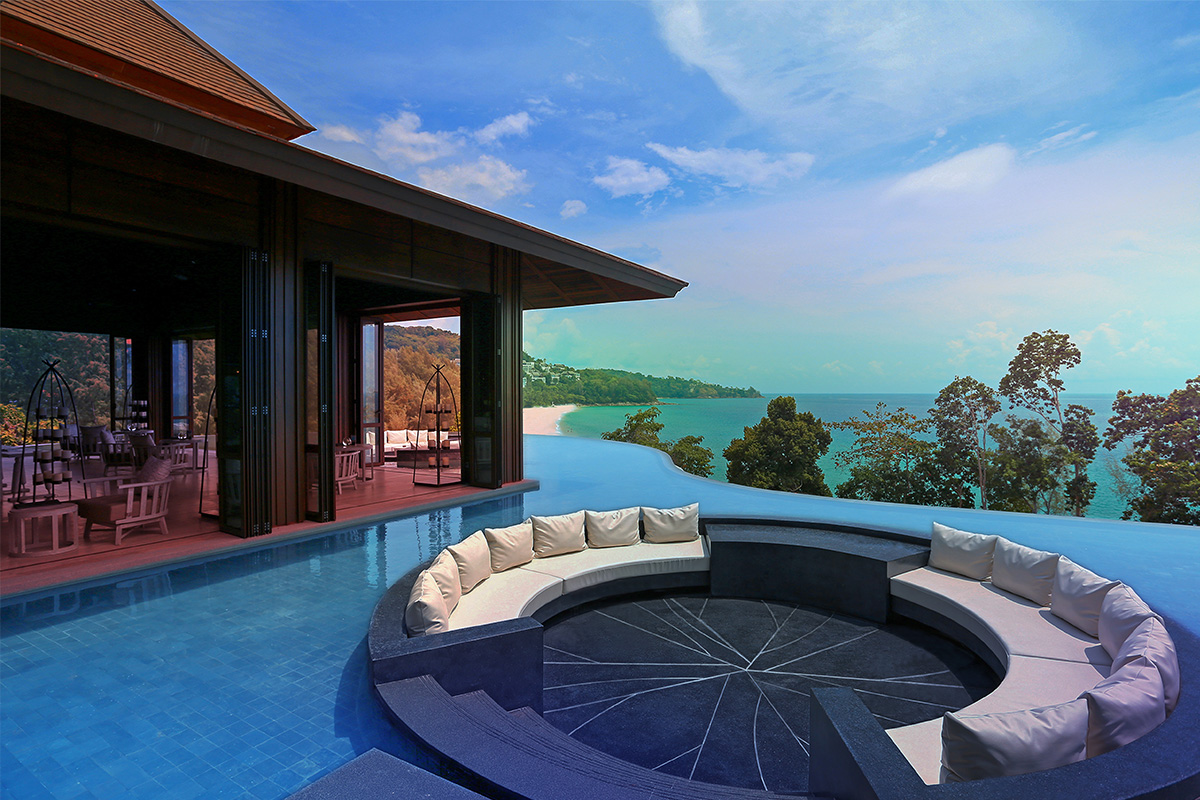 8 Night Romantic Escape to Pullman Phuket Arcadia Naithon Beach