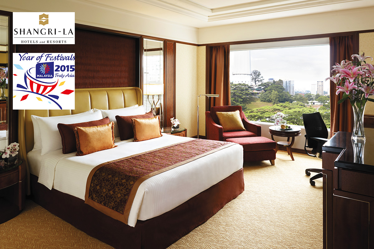 8 Night Malaysia Package at Shangri-la