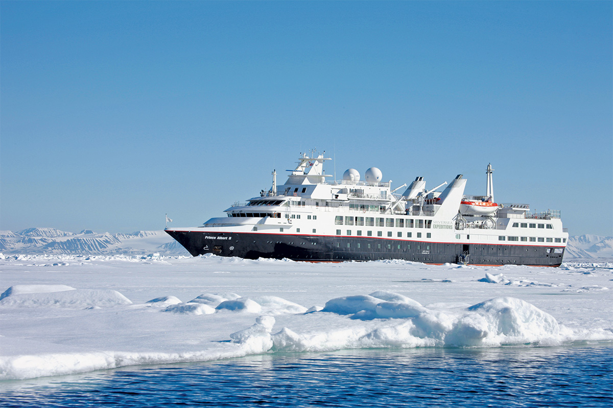 Silversea Luxury 12 Day Antarctica Cruise – 22 December