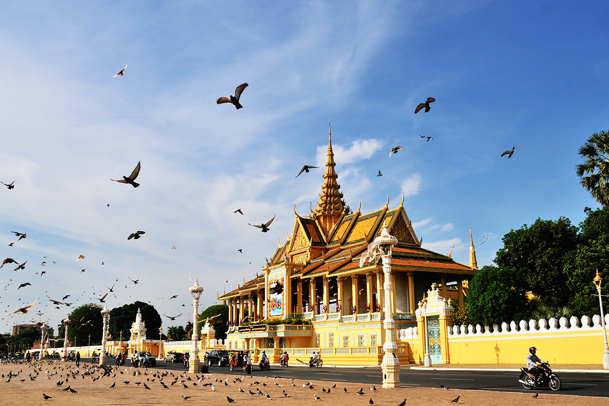7 Day Best Vacation of Cambodia Tour