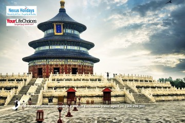 Classic China Tour with flights – Your Life Choices