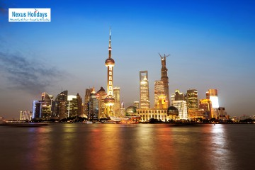 Classic China 8 day Tour – Beijing & Shanghai with flights