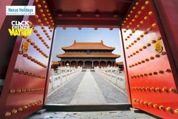 Classic China 8 Day Tour with flights