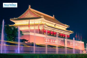 Classic China Tour with flights