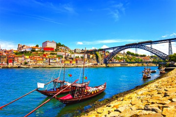 Remarkable Douro – Porto to Madrid – 9 Day Luxury River Cruise
