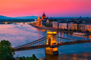 Europe – 15 Day Luxury River Cruise with flights – Christmas Special