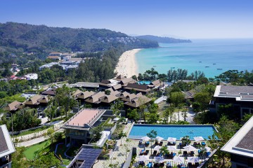 8 Nights at Pullman Phuket Arcadia Naithon Beach with flights