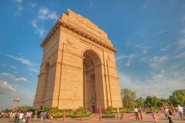 India – Golden Triangle Tour including flights