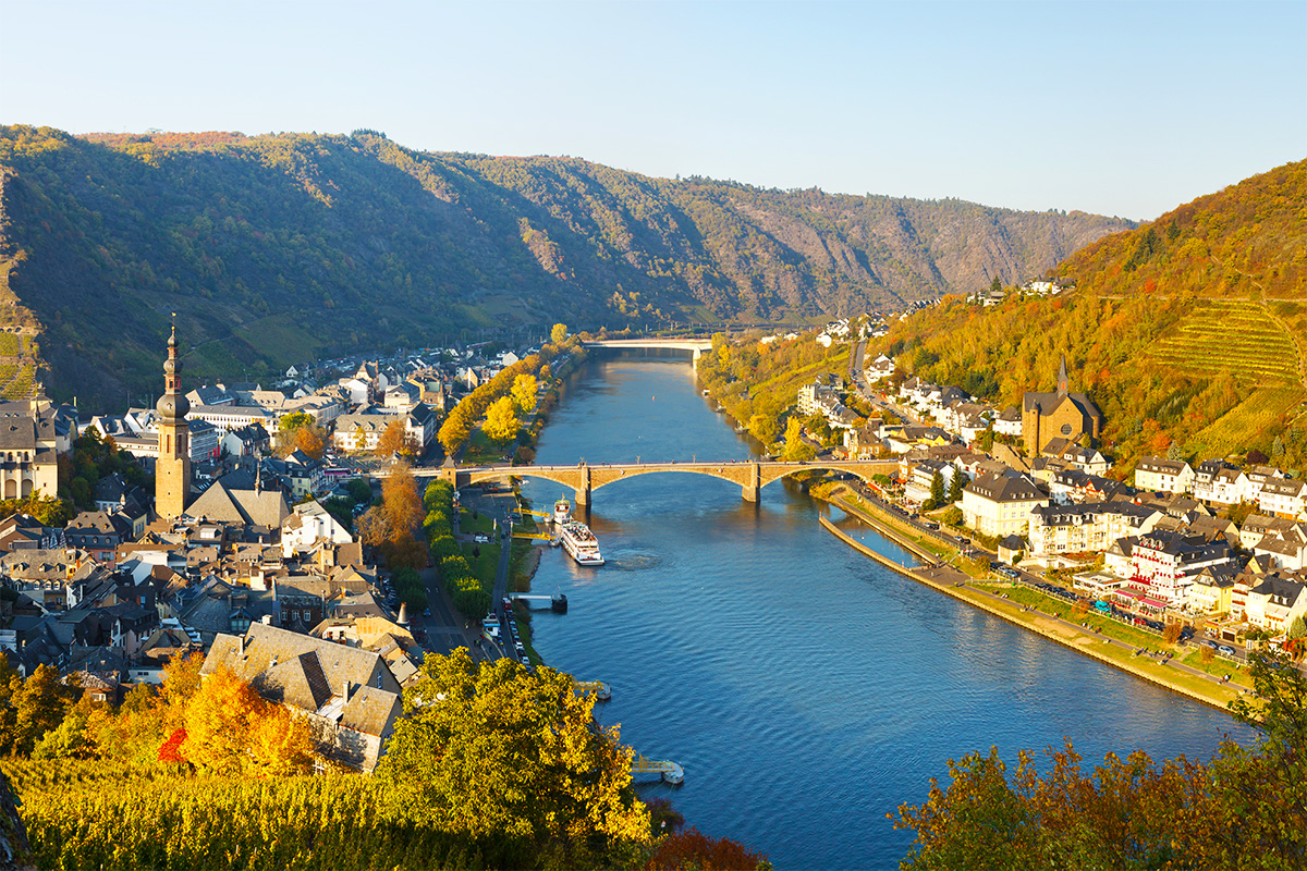 Rhine, Rhône and Moselle – 15 Day Luxury River Cruise