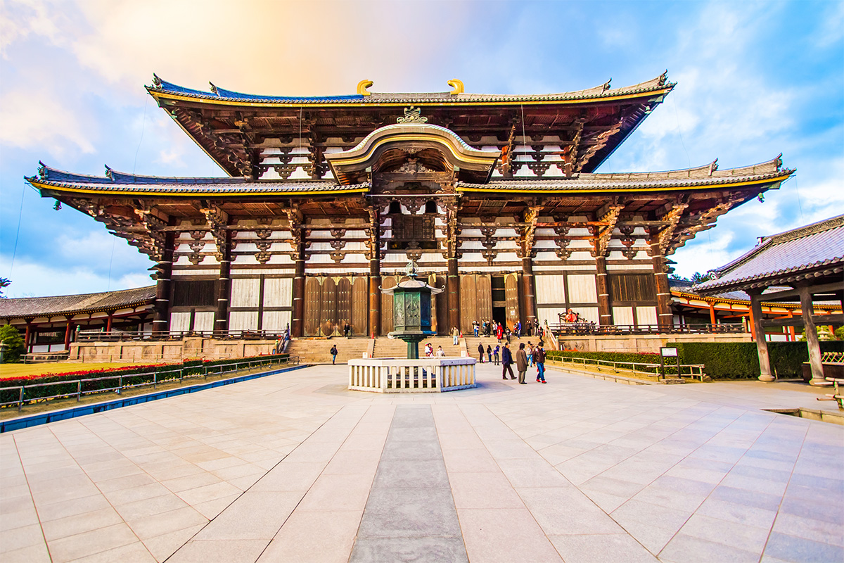 11 day Japan Golden Route with flights