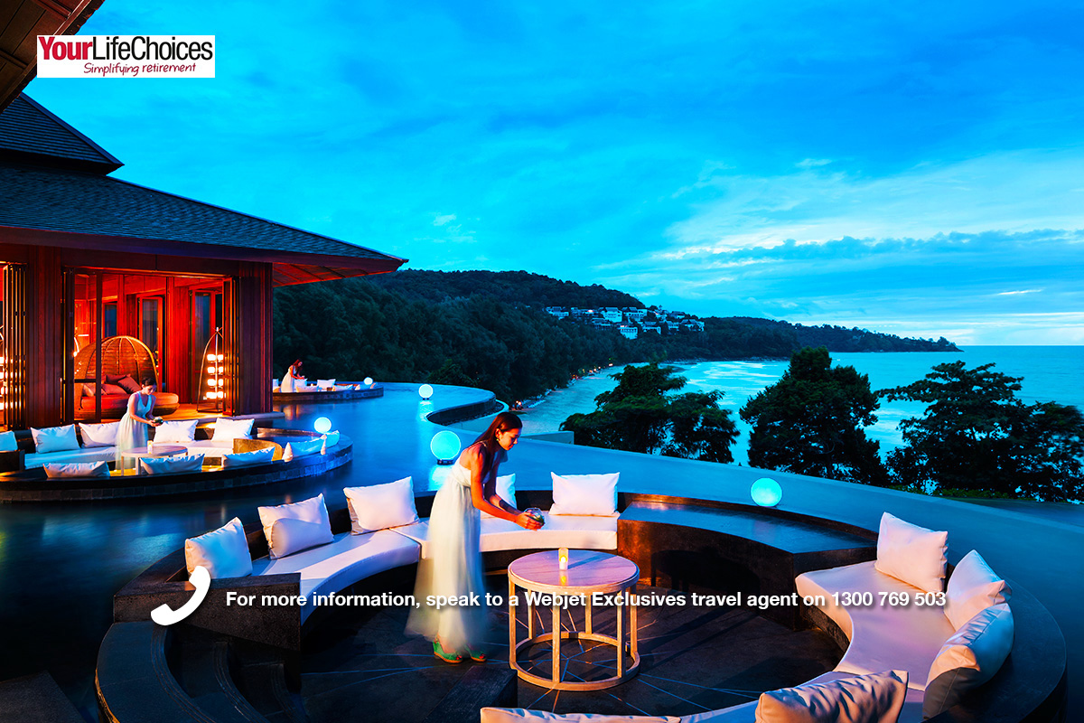 8 Night Pullman Phuket – Your Life Choices