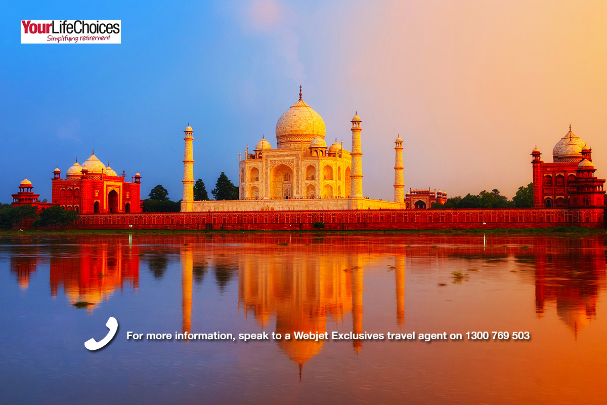 India Golden Triangle Tour with flights – Your Life Choices