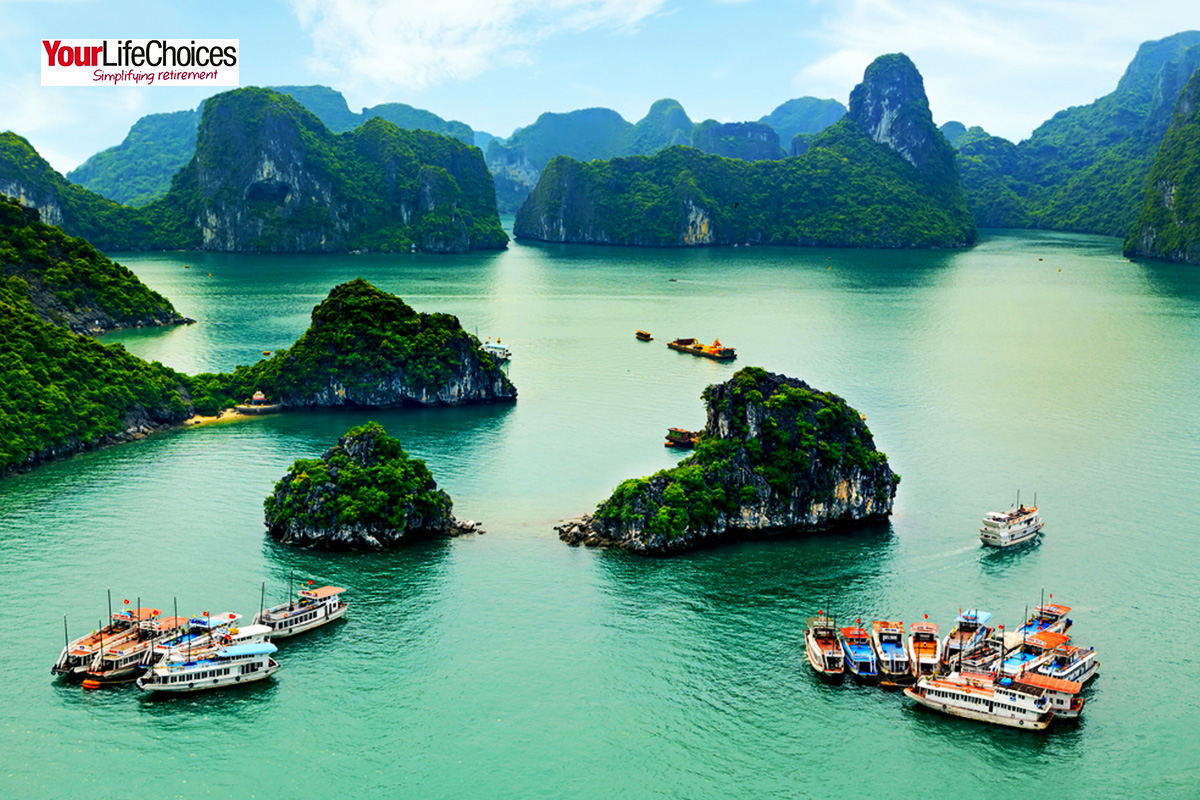 6 & 10 Day Vietnam Tours – Your Life Choices