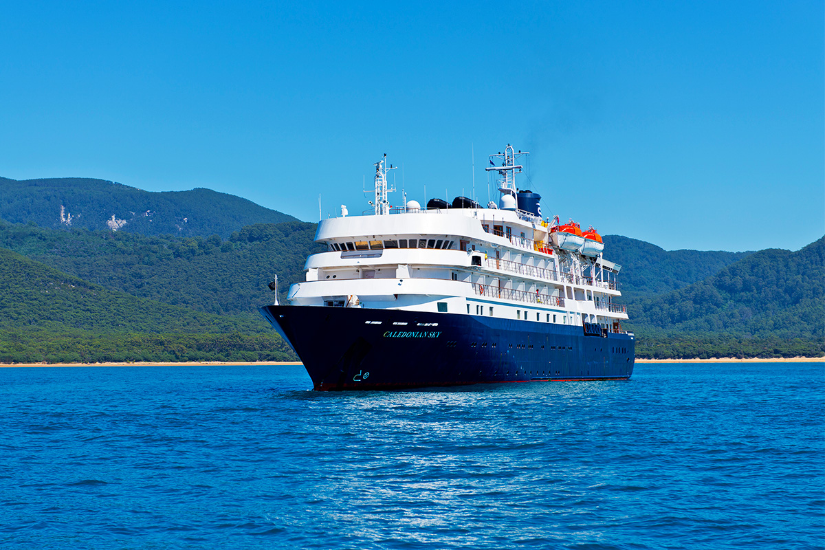Top End Discovery Cruise – 10 Days