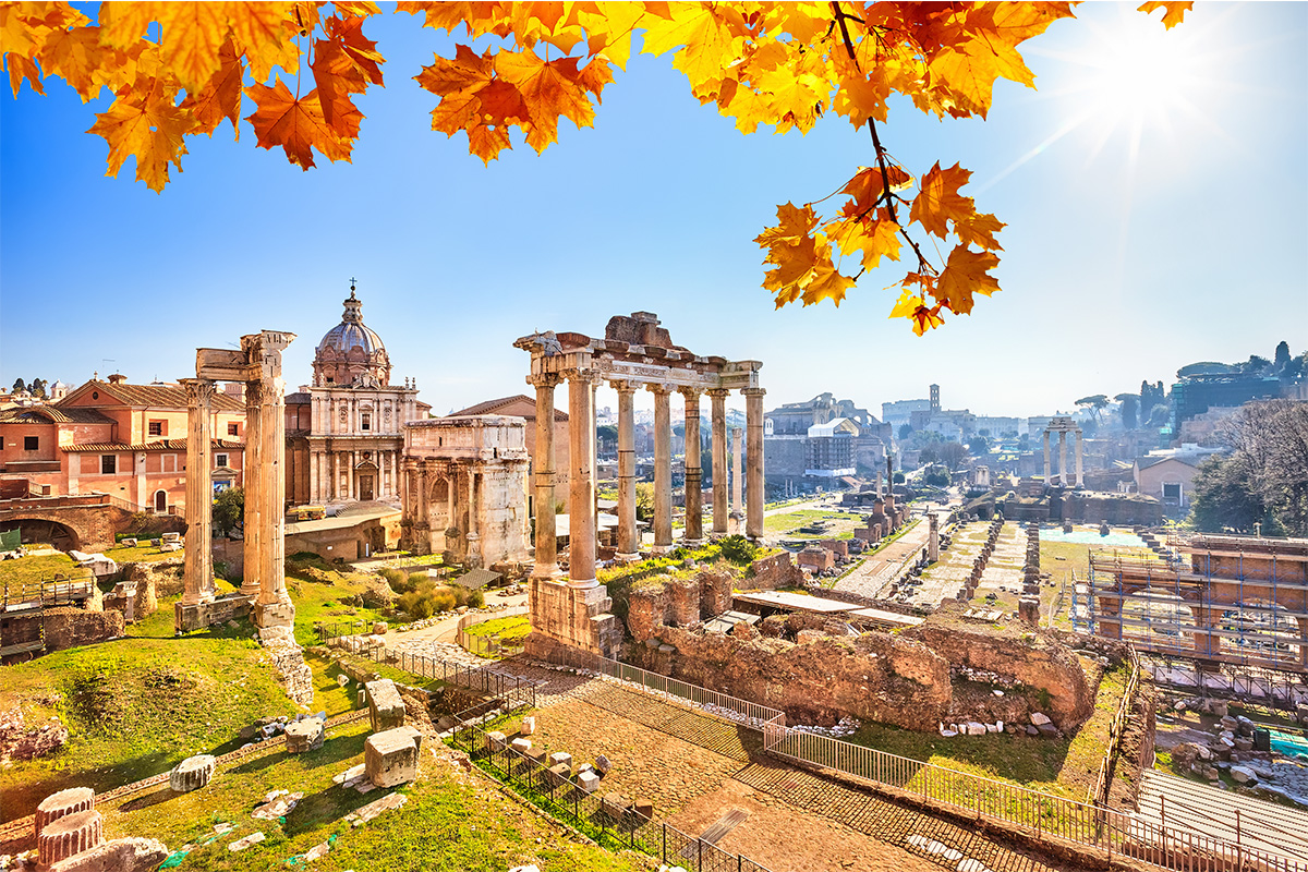 8 Day Affordable Italy Tour