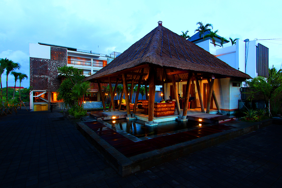 5 or 7 Night at The Kirana Bali