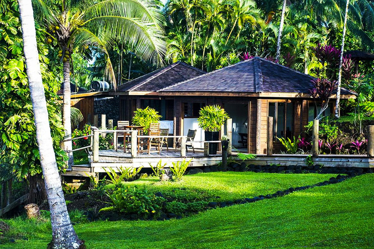 7 Night stay at Sinalei Reef Resort & Spa Samoa