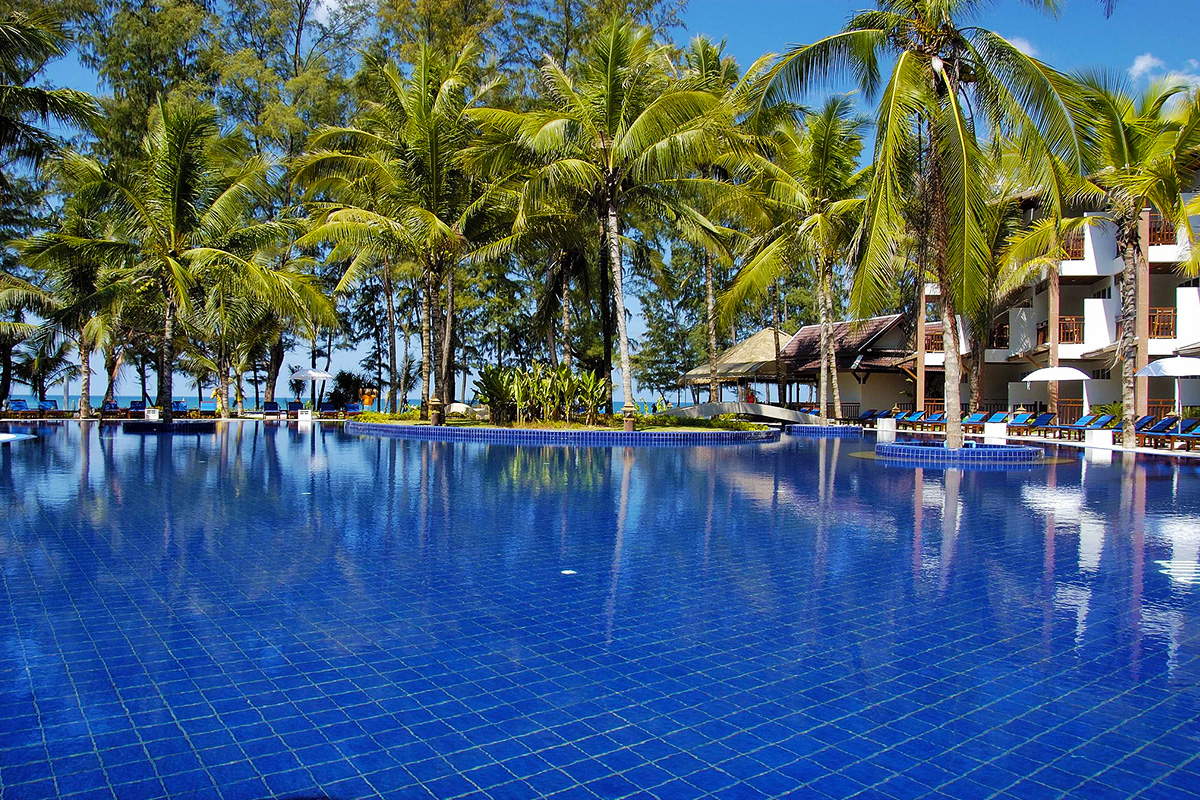 8 nights at the Sunwing Resort & Spa Bangtao Beach