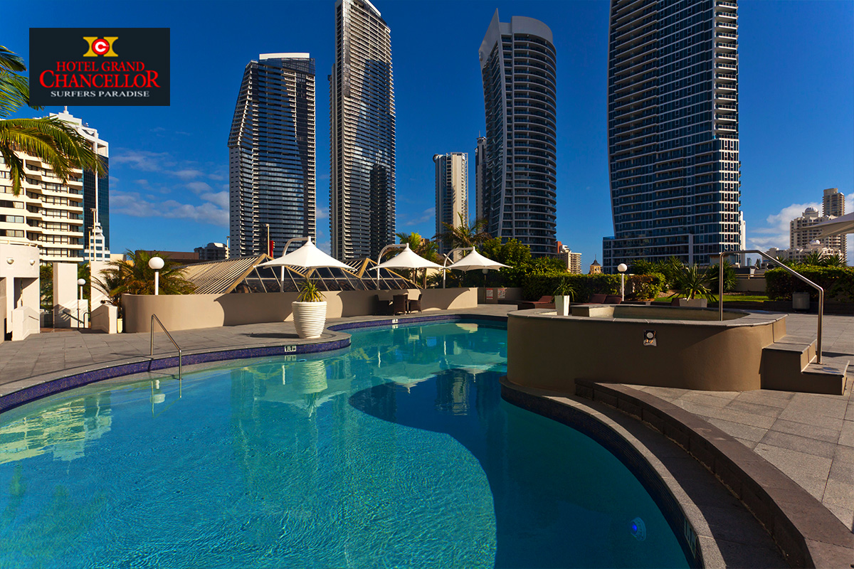 Surfers Paradise 3 or 5 Night Getaway