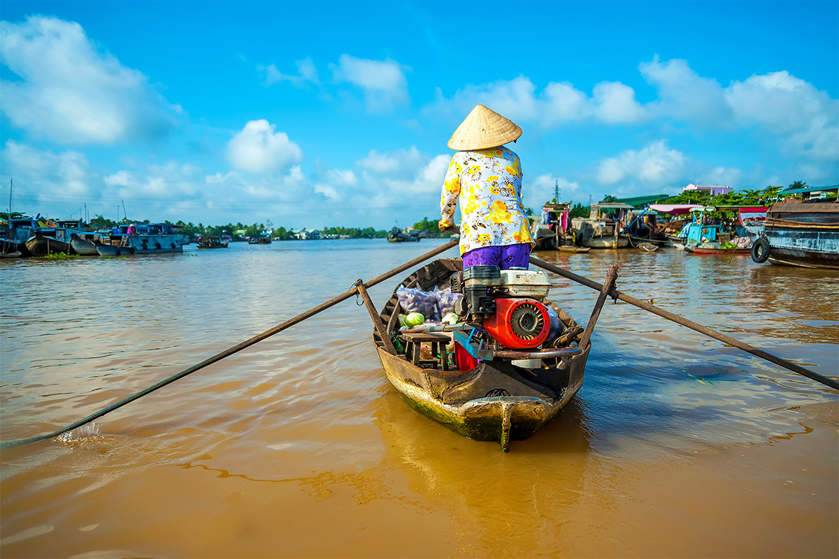 Vietnam and Cambodia 4 Star Cruise