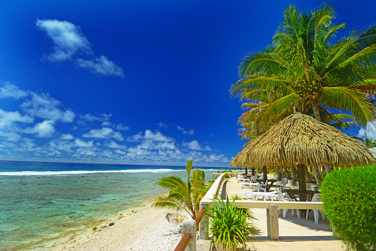 Club Raro Resort – Cook Islands