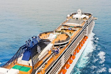 23 Day Double Cruise Package