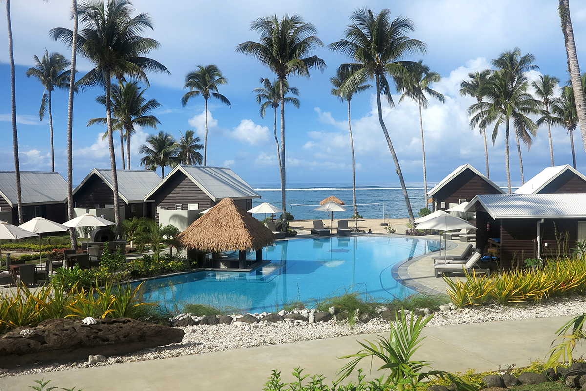 5 or 7 nights at Saletoga Sands Resort & Spa Samoa