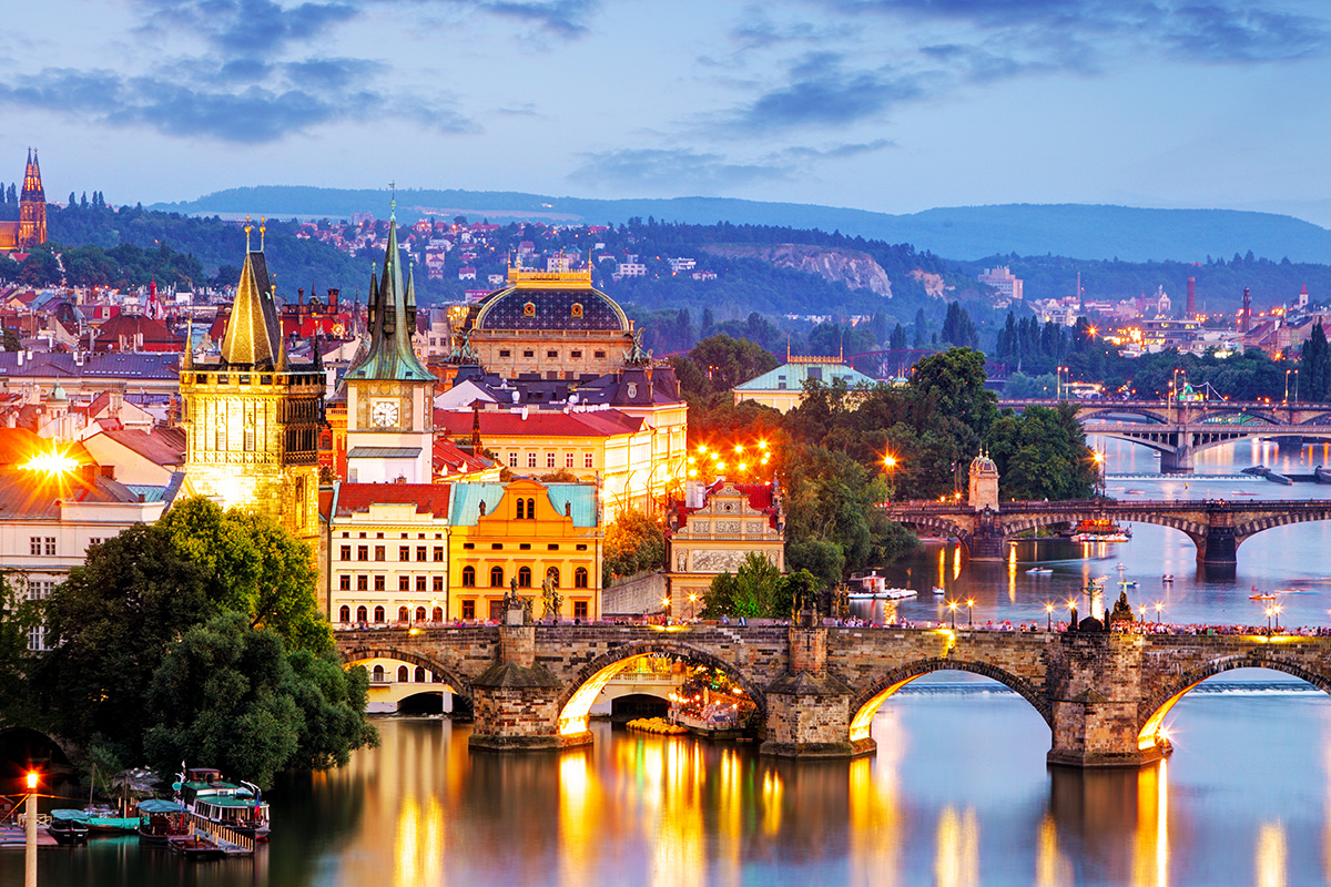 19 Day Travelmarvel River Cruise Package – Amsterdam to Budapest & Prague