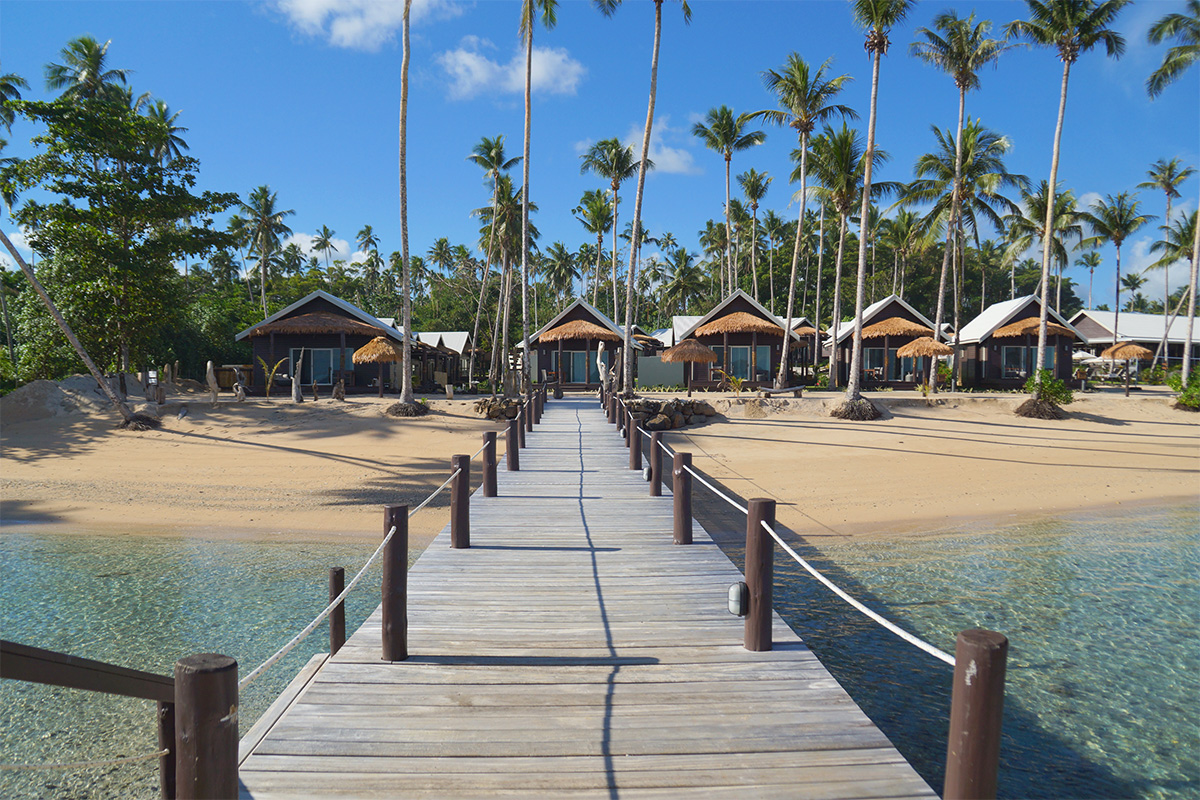 Saletoga Sands Resort & Spa Samoa – 5 or 7 Night Package