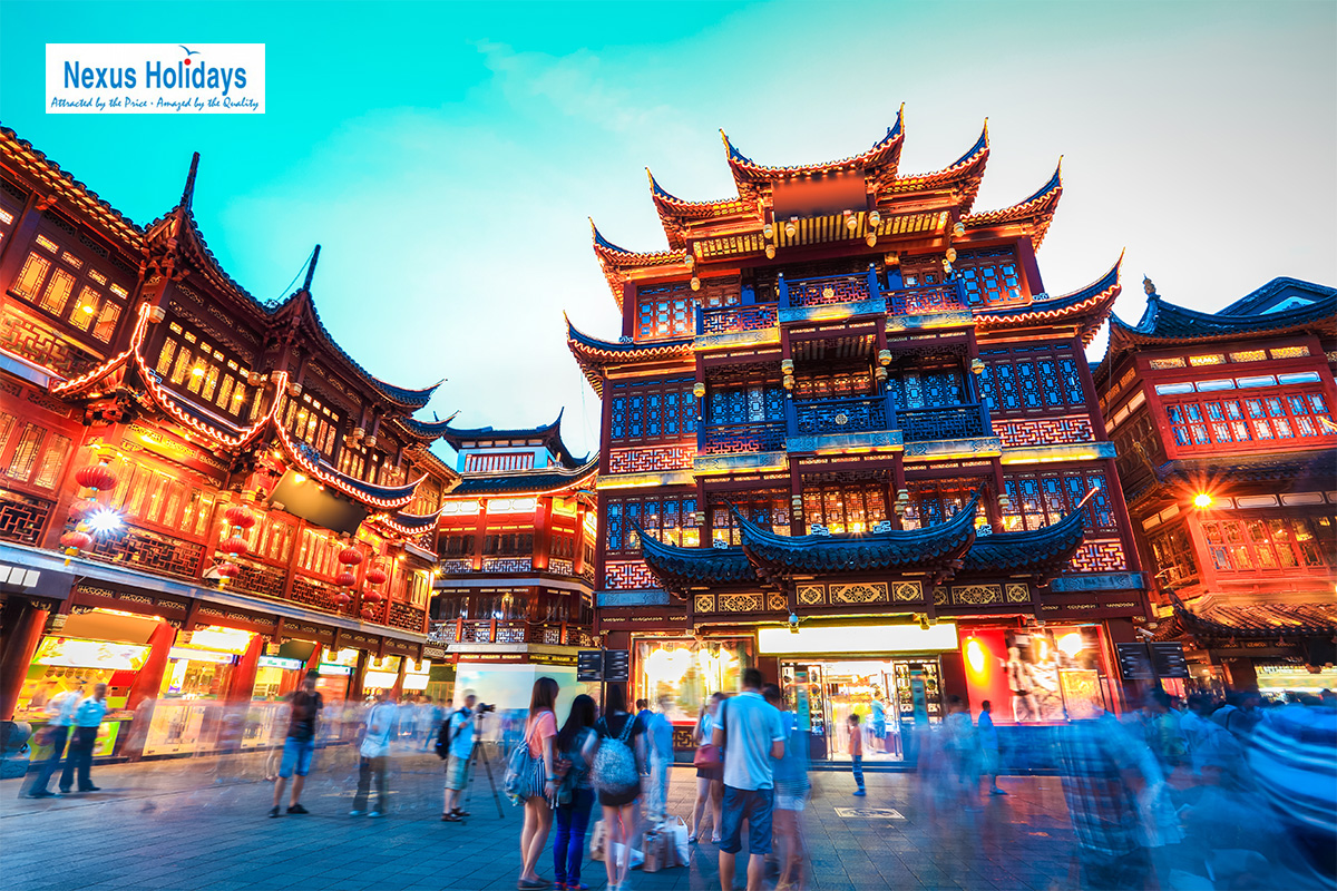 China Discovery 11 Day Tour with upgrade options
