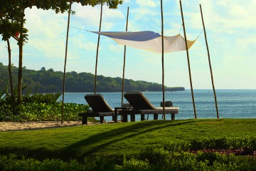 Bali intercontinental resort with flights webjet for Airline tickets buy now pay later