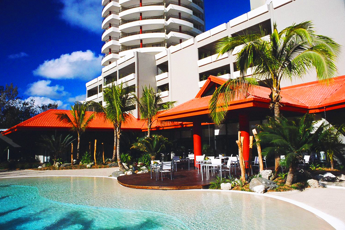 Ramada Hotel and Suites Noumea with flights
