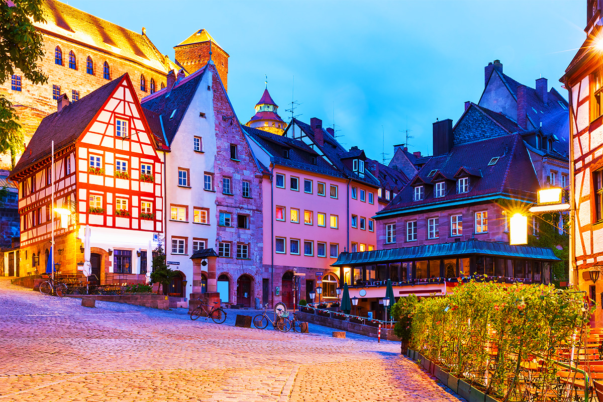 26 day Europe Tour and Cruise