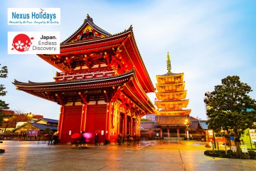 10 Day Japan Snow Package
