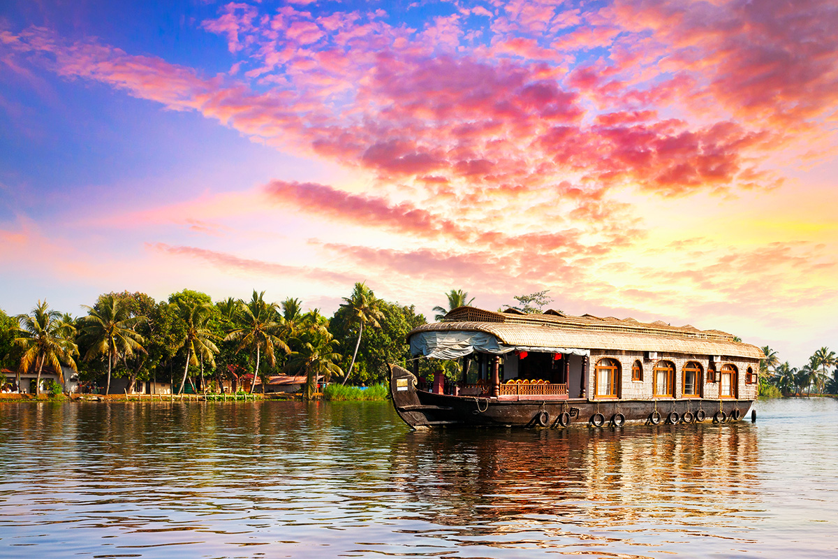 Kerala & the Southern Wonders