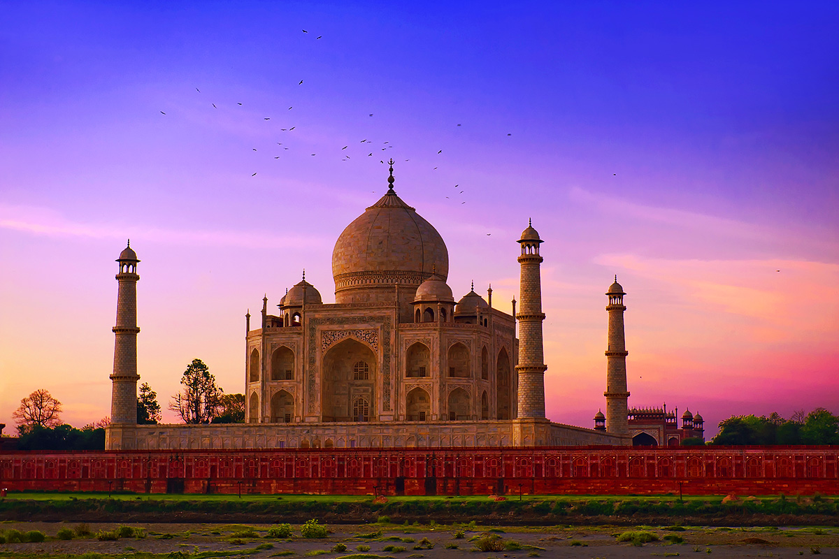 9 day India Golden Triangle tour
