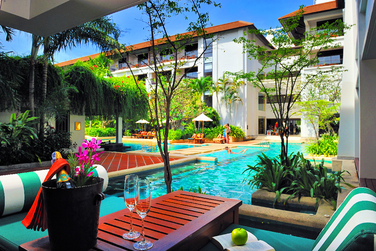 Patong Beach Bed And Breakfast Hotel