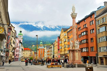 25 Day Luxury Russia & Scandinavia cruise with the Alps, Canals & Roman Wonders Tour