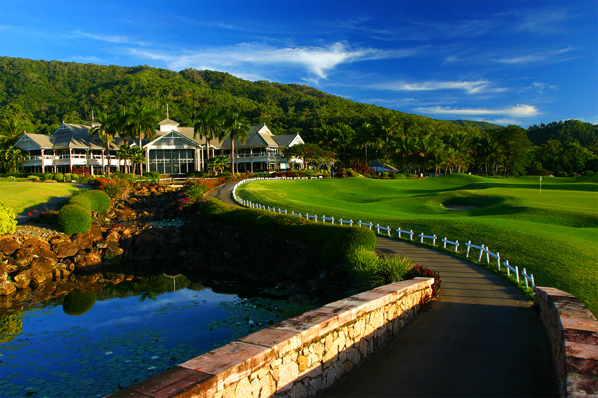 Cheap Paradise Palms Resort  Golf Holiday Package Tours