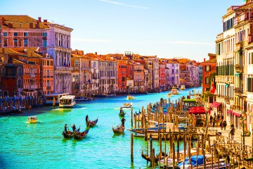 Europe – 9 day Alps, Canals & Roman Wonders