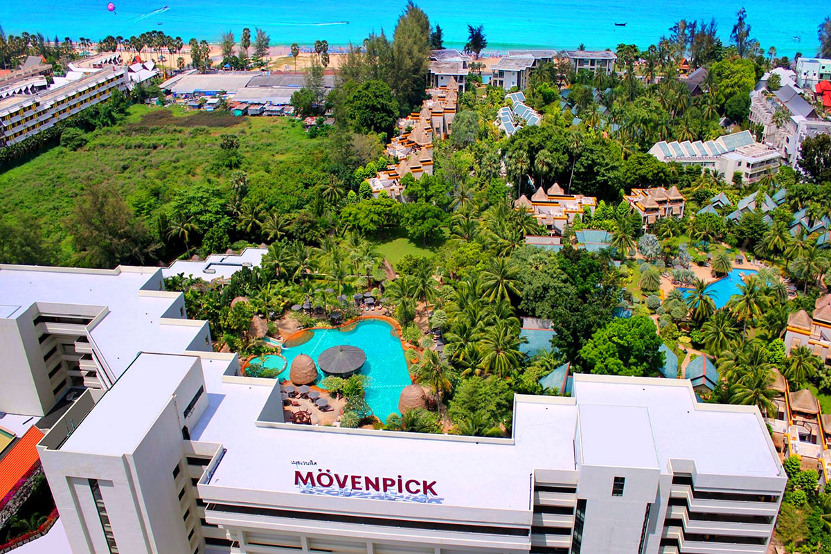 Movenpick Resort Karon Beach Phuket