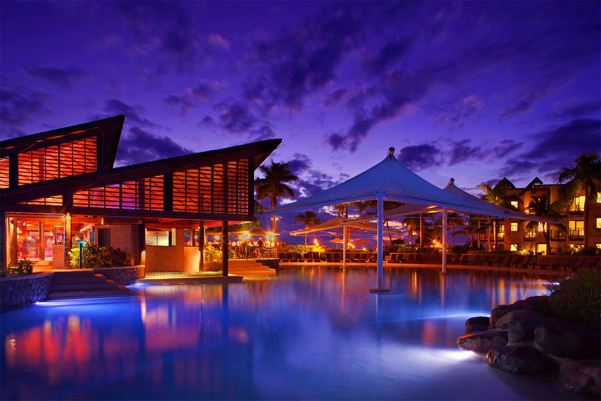 Radisson Blu Resort Fiji with Flights