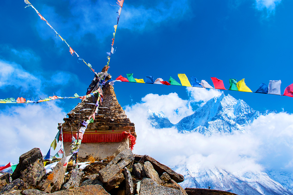 17 day Everest Basecamp Trek