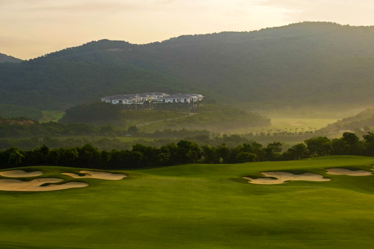 7 Day Mission Hills China Golf Package